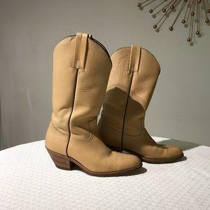 Frye Vintage Cowboy Boots Men 8.5 /Women 10 - 10.5